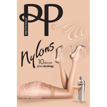 NYLONS GLOSS STOCKINGS