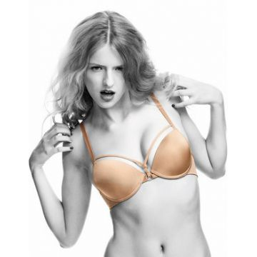 SPACE ODDYSEY PADDED PUSH UP BRA