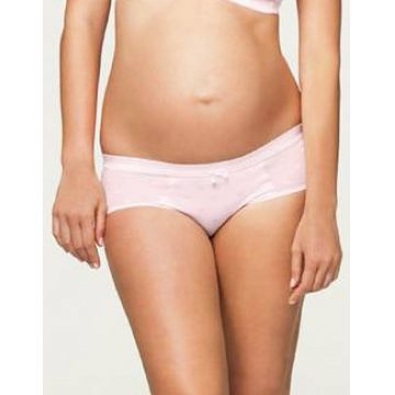 Rose Mousse Brief