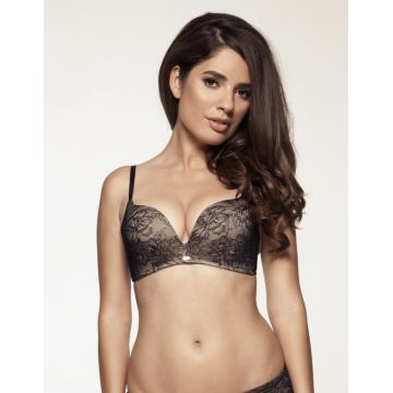 Supersmooth Non Wired Plunge Bra