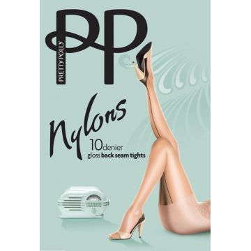 NYLONS BACK SEAM TIGHTS