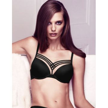 DAME DE PARIS PADDED PUSH UP BRA