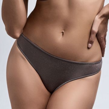 Manjira 4 cm thong Bottom