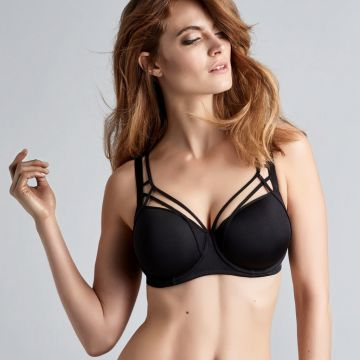 The Art of Love padded plunge balcony bra